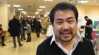 Liův videoblog : Křest kuchařky