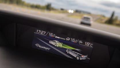 Nové Subaru Impreza je prostorný hatchback. 20