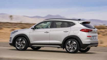 Modernizovaný Hyundai Tucson