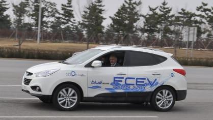 Hyundai ix35 FCEV 1