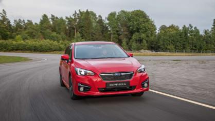 Nové Subaru Impreza vyniká skvělým podvozkem. 4