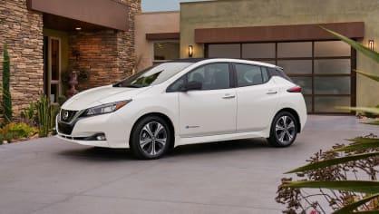 Nový Nissan Leaf je tu. Vypadá dobře a ujede 380 km! 2