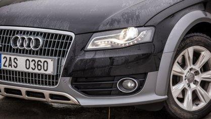 Audi A4 Allroad 2.0 TDI CR exteriér 6