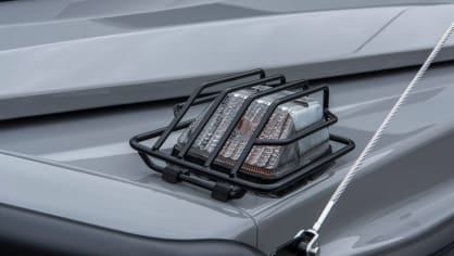 Mercedes G500 4x4² upravený od Brabusu 9