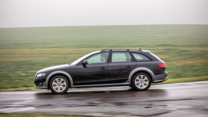 Audi A4 Allroad 2.0 TDI CR jízda 8
