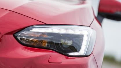 Nové Subaru Impreza je prostorný hatchback. 7