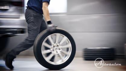 Revoluce v servisech Volvo - nechte se hýčkat 9