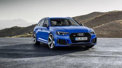 Audi RS4 Avant 3