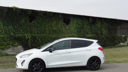 Ford Fiesta 1,1 Trend 3