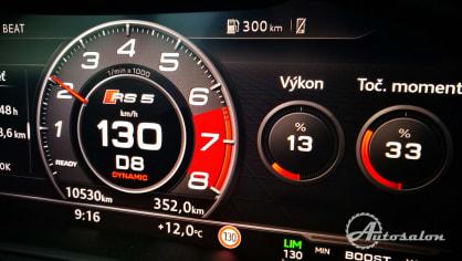 Audi RS5 - zelená, kterou budou zelení nenávidět 27