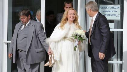 Iveta Bartošová: svatba dopadla dobře