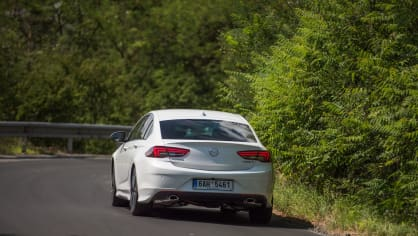Opel Insignia Grand Sport 2.0 Turbo 4x4 jízda 4