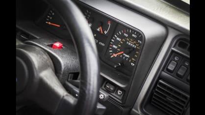 Ford Sierra RS500 Cosworth je vyhledávaná rarita. 12