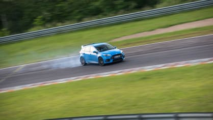 Takhle jsme proháněli nový Focus RS 1