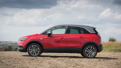 Opel Crossland X exteriér 11