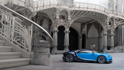 Bugatti Chiron ve skutečném světě - Obrázek 7