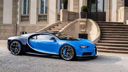 Bugatti Chiron ve skutečném světě - Obrázek 8