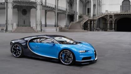 Bugatti Chiron ve skutečném světě - Obrázek 9