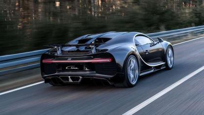 Bugatti Chiron ve skutečném světě - Obrázek 11