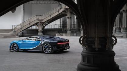 Bugatti Chiron ve skutečném světě - Obrázek 12