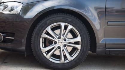 Audi A3 vypadá dobře i po šesti letech a 160 000 kilometrů. 8