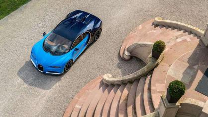 Bugatti Chiron ve skutečném světě - Obrázek 16