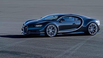 Bugatti Chiron ve skutečném světě - Obrázek 17