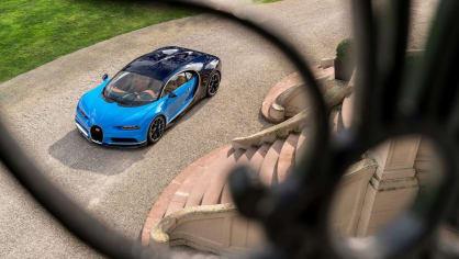 Bugatti Chiron ve skutečném světě - Obrázek 18