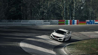 Nejrychlejší předokolka je Civic Type R - Obrázek 10