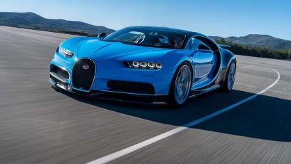 Bugatti Chiron ve skutečném světě - Obrázek 21