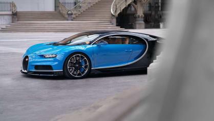 Bugatti Chiron ve skutečném světě - Obrázek 22