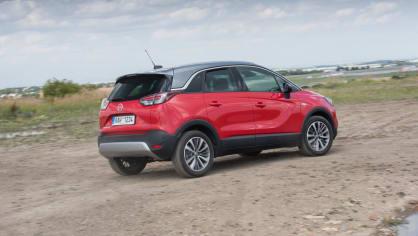 Opel Crossland X exteriér 15