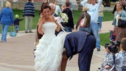 Sprosté svatební fotky 7