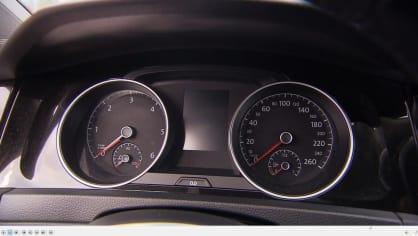 Test ojetého VW Golf 14