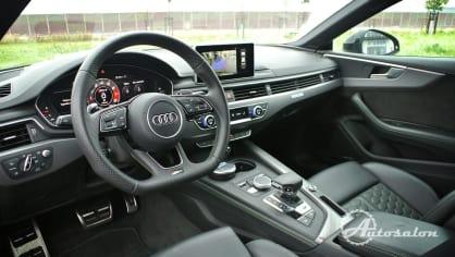 Audi RS5 - zelená, kterou budou zelení nenávidět 15