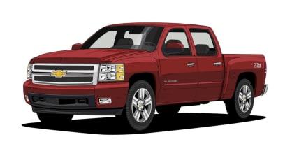 Historie pickupů od Chevroletu. 19