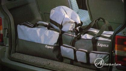 Renault Espace první generace detail 1