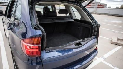 BMW X5 xDríve30d interiér 17