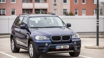 BMW X5 xDrive30d exteriér 1