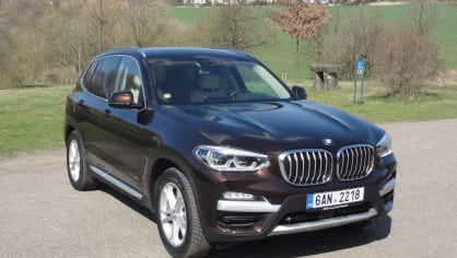 BMW X3 - Šestiválce žijí 1
