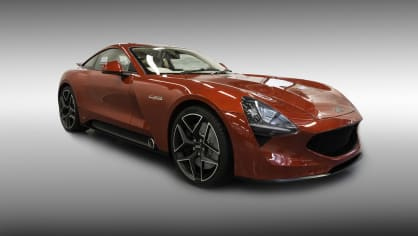 TVR Griffith 5