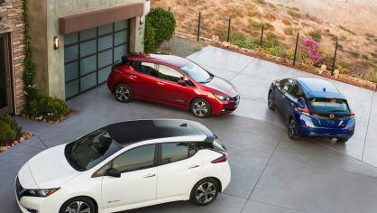 Nový Nissan Leaf je tu. Vypadá dobře a ujede 380 km! 1