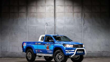Toyota Hilux Bruiser 1