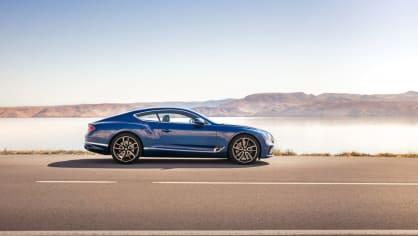 Bentley odhalilo nový Continental GT, vládce luxusních kupé. 3
