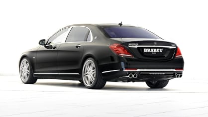 Brabus Mercedes-Maybach