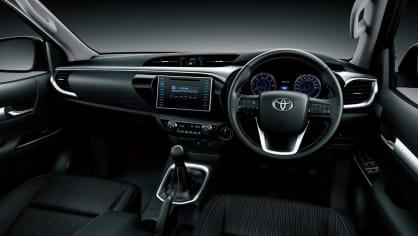 Toyota Hilux - Obrázek 6