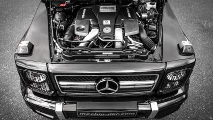 Mchip Mercedes G - Obrázek 6
