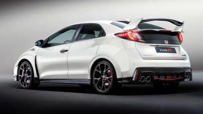 Honda Civic Type R - oficiálně - Obrázek 3