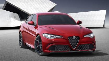 Alfa Romeo Giulia QV_