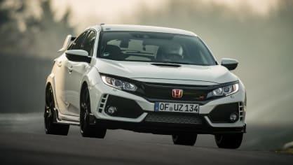 Nejrychlejší předokolka je Civic Type R - Obrázek 9